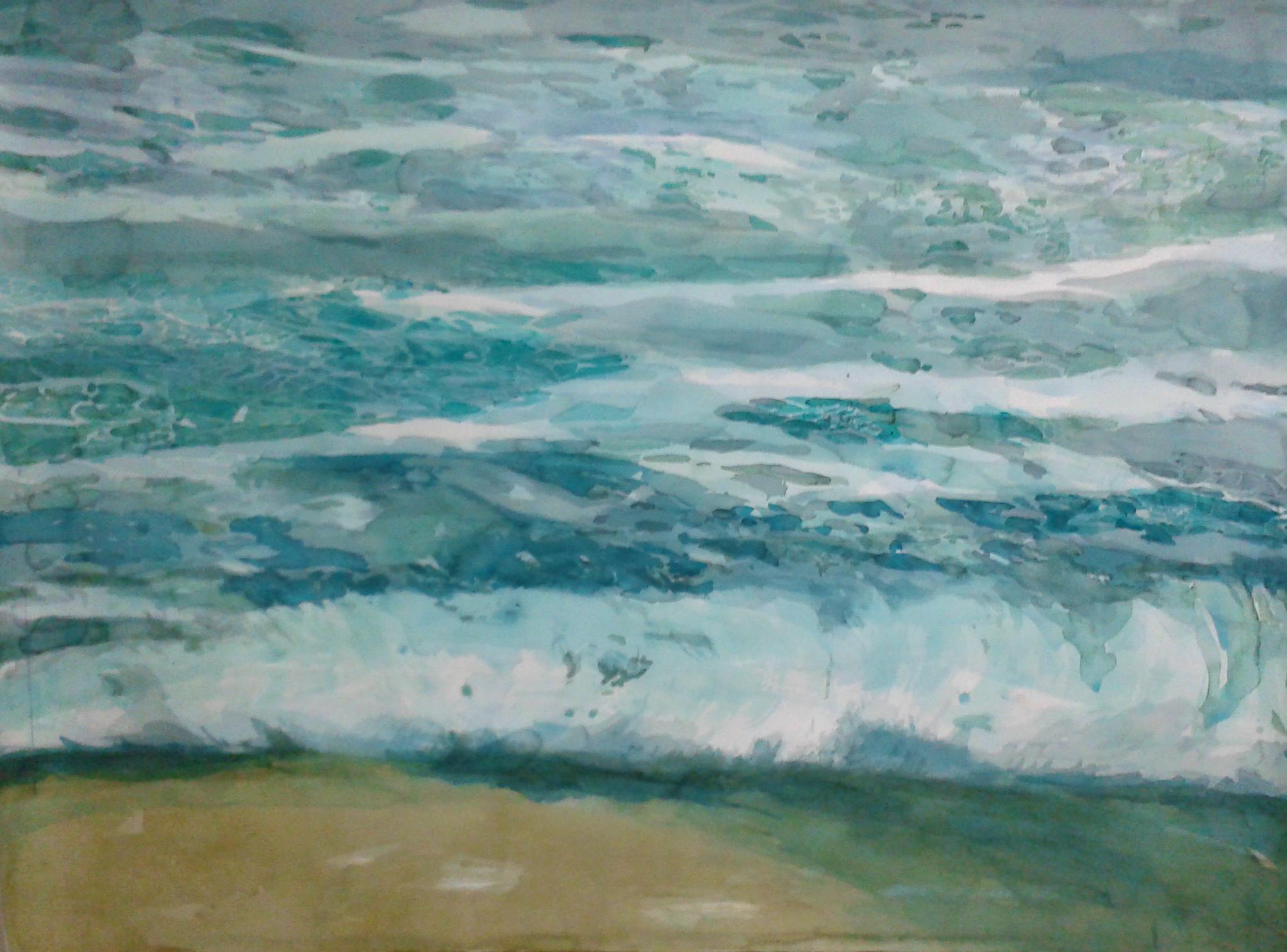 aquarela: mergulho n18